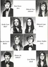 1974 Greenbrier High School Yearbook Page 18 & 19