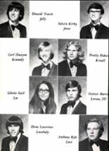 1974 Greenbrier High School Yearbook Page 22 & 23