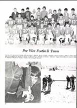 1974 Greenbrier High School Yearbook Page 54 & 55