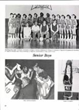 1974 Greenbrier High School Yearbook Page 102 & 103