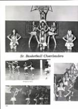 1974 Greenbrier High School Yearbook Page 108 & 109