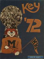 1972 Yearbook Morse High School