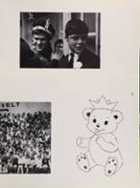 1969 Roosevelt High School Yearbook Page 20 & 21