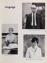 1969 Roosevelt High School Yearbook Page 56 & 57