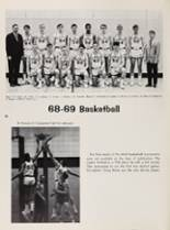 1969 Roosevelt High School Yearbook Page 94 & 95