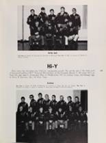 1969 Roosevelt High School Yearbook Page 122 & 123
