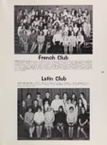 1969 Roosevelt High School Yearbook Page 130 & 131