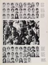1969 Roosevelt High School Yearbook Page 154 & 155