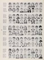 1969 Roosevelt High School Yearbook Page 156 & 157