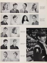 1969 Roosevelt High School Yearbook Page 172 & 173