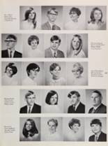 1969 Roosevelt High School Yearbook Page 174 & 175
