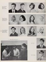 1969 Roosevelt High School Yearbook Page 176 & 177