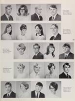 1969 Roosevelt High School Yearbook Page 178 & 179