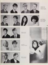 1969 Roosevelt High School Yearbook Page 182 & 183