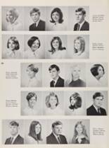 1969 Roosevelt High School Yearbook Page 184 & 185