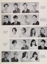 1969 Roosevelt High School Yearbook Page 186 & 187