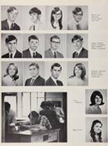1969 Roosevelt High School Yearbook Page 188 & 189