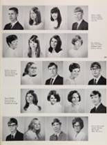 1969 Roosevelt High School Yearbook Page 190 & 191