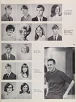 1969 Roosevelt High School Yearbook Page 192 & 193