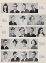 1969 Roosevelt High School Yearbook Page 194 & 195