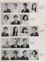 1969 Roosevelt High School Yearbook Page 196 & 197