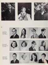 1969 Roosevelt High School Yearbook Page 198 & 199