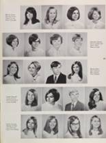 1969 Roosevelt High School Yearbook Page 200 & 201