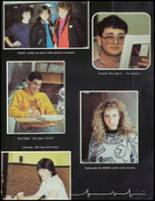 1987 Millville Area High School Yearbook Page 18 & 19