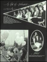 1987 Millville Area High School Yearbook Page 22 & 23