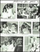1987 Millville Area High School Yearbook Page 28 & 29