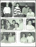 1987 Millville Area High School Yearbook Page 38 & 39