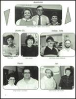 1987 Millville Area High School Yearbook Page 40 & 41