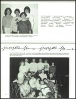 1987 Millville Area High School Yearbook Page 46 & 47