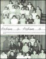 1987 Millville Area High School Yearbook Page 54 & 55