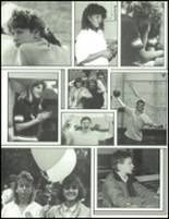 1987 Millville Area High School Yearbook Page 56 & 57