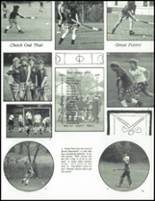 1987 Millville Area High School Yearbook Page 68 & 69