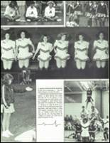 1987 Millville Area High School Yearbook Page 70 & 71