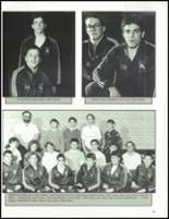 1987 Millville Area High School Yearbook Page 84 & 85