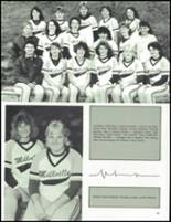 1987 Millville Area High School Yearbook Page 88 & 89