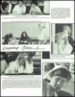 1987 Millville Area High School Yearbook Page 92 & 93