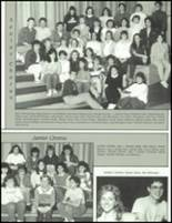 1987 Millville Area High School Yearbook Page 96 & 97