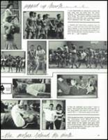 1987 Millville Area High School Yearbook Page 100 & 101