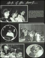 1987 Millville Area High School Yearbook Page 110 & 111