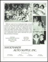 1987 Millville Area High School Yearbook Page 128 & 129