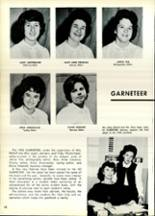 1963 Haddon Heights High School Yearbook Page 36 & 37
