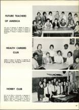 1963 Haddon Heights High School Yearbook Page 42 & 43