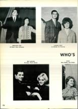 1963 Haddon Heights High School Yearbook Page 110 & 111