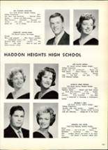 1963 Haddon Heights High School Yearbook Page 124 & 125