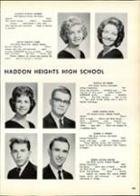 1963 Haddon Heights High School Yearbook Page 128 & 129