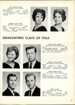1963 Haddon Heights High School Yearbook Page 130 & 131